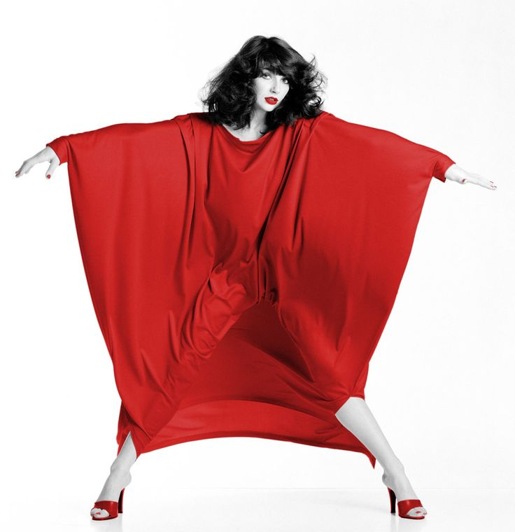 An Encore 35 Years in the Making: Kate Bush Fans Travel to See Rare Concerts in London | via NYTimes.com