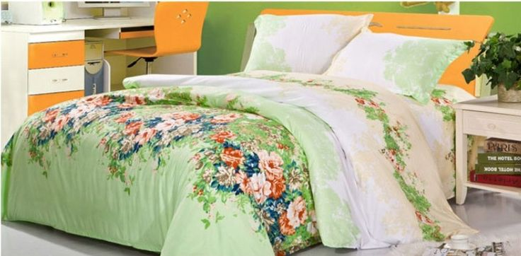 bedding set cotton & ployester duvet cover set bed set 3 or 4pcs/set king queen/full/twin size bed linen bedclothes sheet
