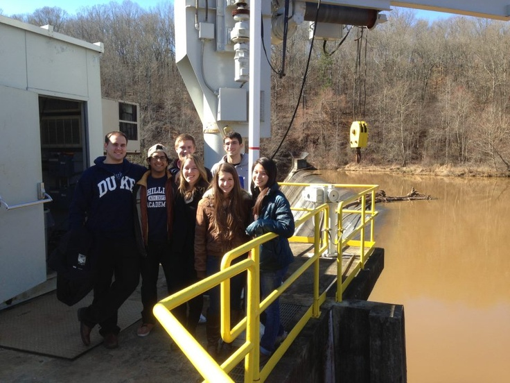 "Last weekend Pratt students got a firsthand look at hydroelectric power in action, thanks to MEMS professor of the practice Neal Simmons.The field trip was part of Pratt's ""Energy for the Built Environment"" course, offered in Pratt's new Energy Engineering Minor."