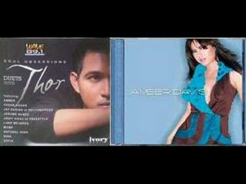 Amber Davis and Thor - Spend my life with you - YouTube