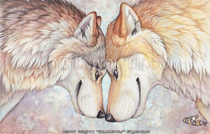 Dreaming of You by Goldenwolf.deviantart.com on @DeviantArt