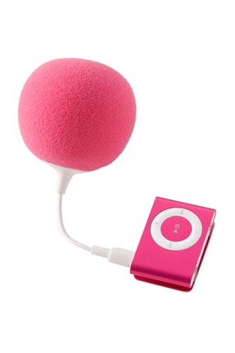Balloon USB Speaker, $45, available at A+R Store