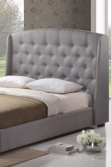 tufted grey