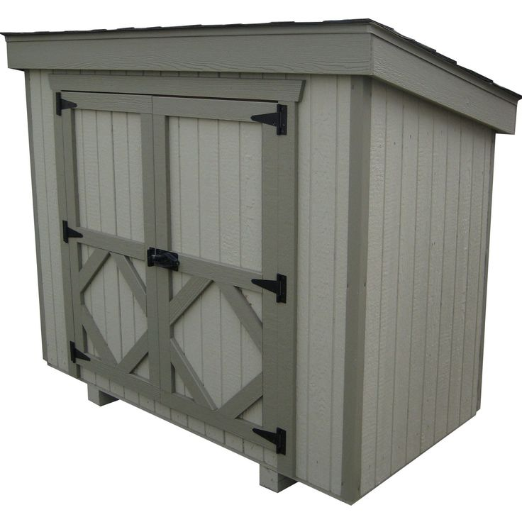 Talk to a That Chicken Coop product specialist! Call 866-250-4597. The Little Cottage Garbage Can Shed is a fabulous addition to any household since it disguises trash that is found out in the open. W