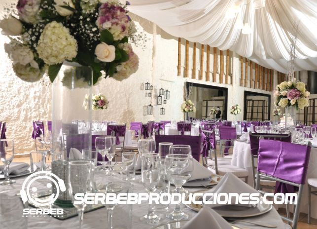57 best images about eventos on pinterest receptions - Decoraciones de bodas ...