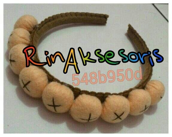Headband accesories handmade