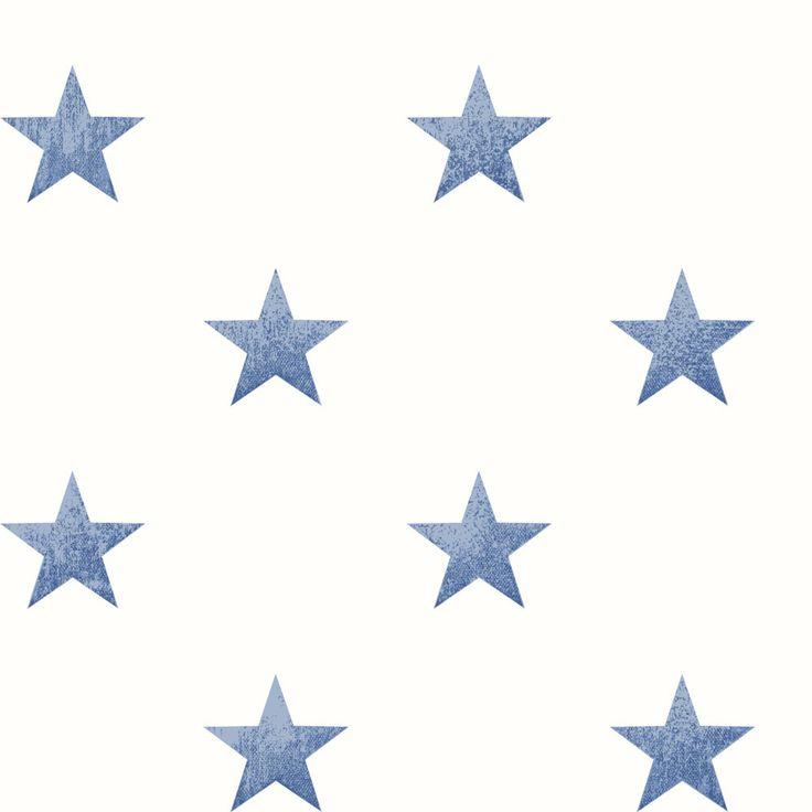 Stoer sterrenbehang Stars | Tom & Lilly