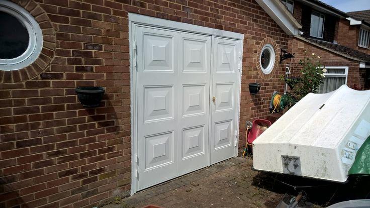 Regent Steel Side Hinged Garage Door