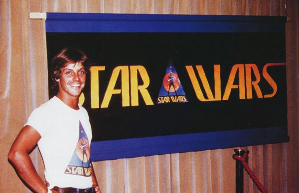 THE STORIED EVOLUTION OF THE STAR WARS LOGO FRIDAY 08.16.2013 , POSTED BY BENJAMIN STARR