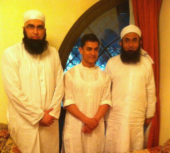 Maulana Tariq Jameel, Aamir Khan Meeting Details Reveals