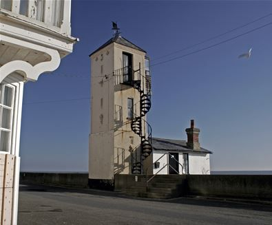 Aldeburgh Beach Lookout and..