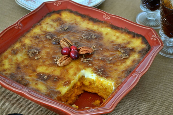 Sweet Potato Creme Br L E Recipe Creme Brulee