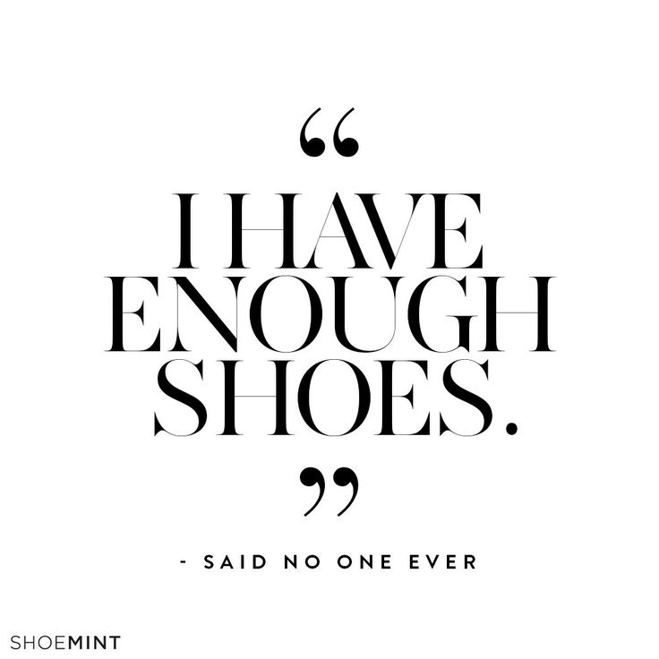 Image result for I have too many shoes