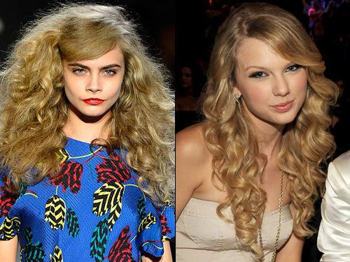 Four easy party hairstyles to try at home: Big hair