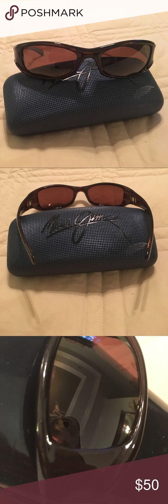 Maui Jim sunglasses Like new Maui Jim sunglasses. Maui Jim Accessories Sunglasses