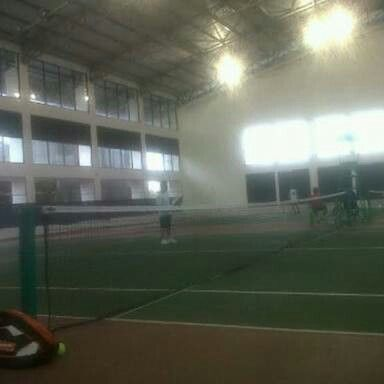 UPI Indoor Tennis Stadium