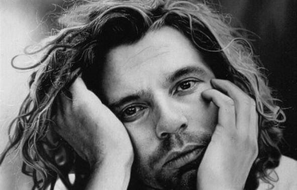 22nd Nov 1997, INXS singer Michael Hutchence was found dead in his hotel suite in Sydney. He was 37. Hutchence body was found at 11.50am naked behind the door to his room. He had apparently hanged himself with his own belt and the buckle broke away and his body was found kneeling on the floor and facing the door. It had been suggested that his death resulted from an act of auto eroticism, no forensic or other evidence to substantiate that suggestion was found. Do you have a favourite INXS…