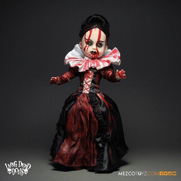 Living Dead Dolls Resurrection Series IX-A Tale Of Murder & Mystery - Living Dead Dolls - Brands – Mezco Toyz
