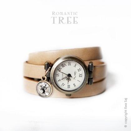 Romantic Tree - bransoletka zegarek