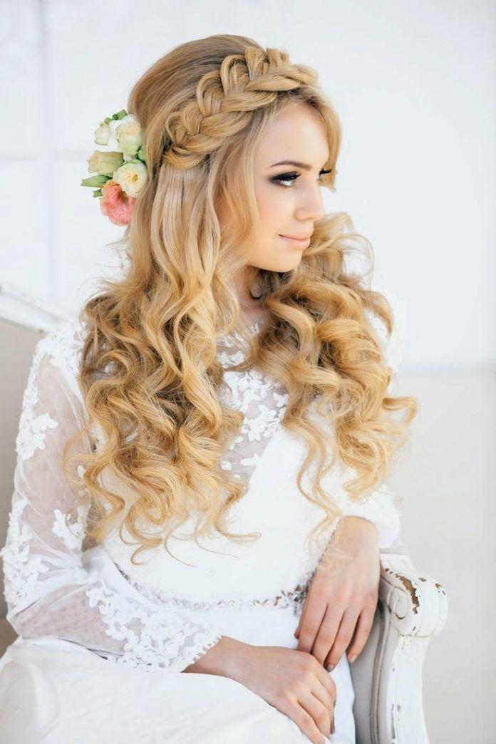 2017 Doğal Gelin Saçı Modelleri, En Güzel Gelib Başı Tavsiyeleri