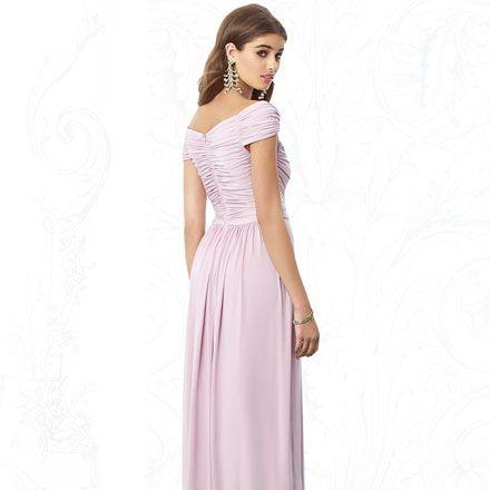 explore poppy bridesmaid dress