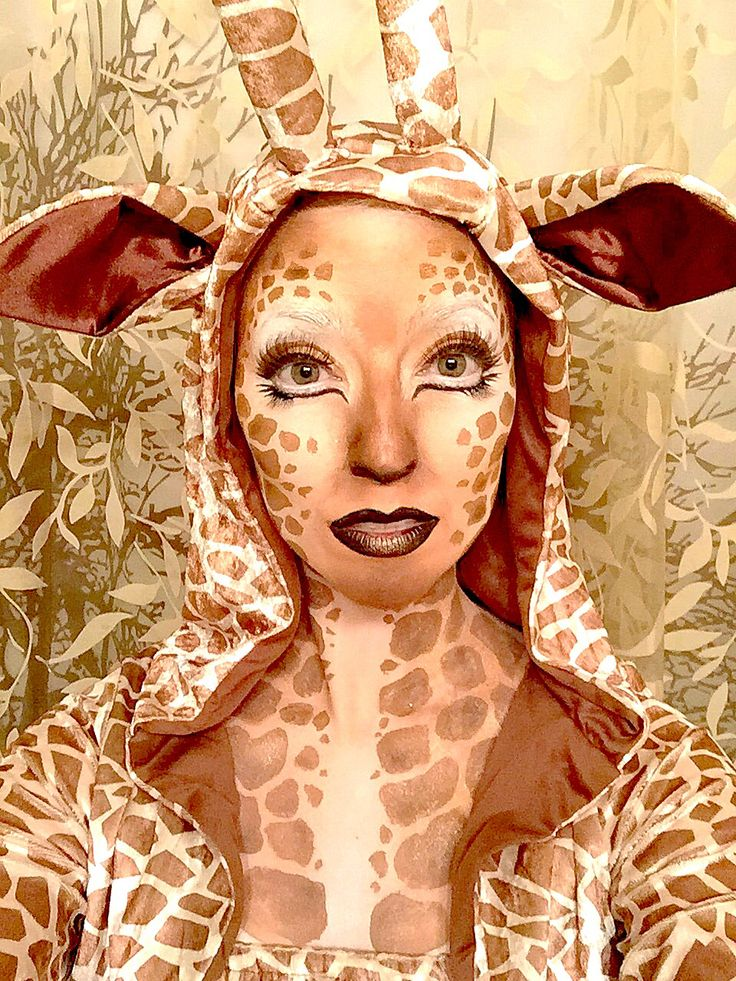 17 best ideas about giraffe costume on pinterest costume makeup animal makeup and jungle costume. Black Bedroom Furniture Sets. Home Design Ideas