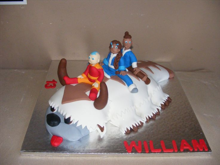My son's 13th birthday cake
