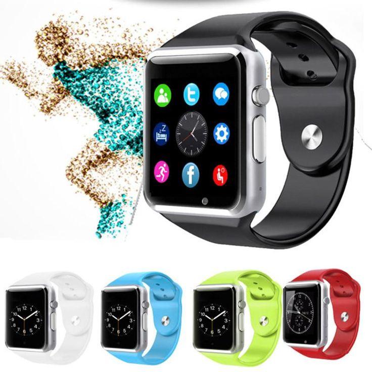 Smart Watch Sport Pedometer With SIM Slot