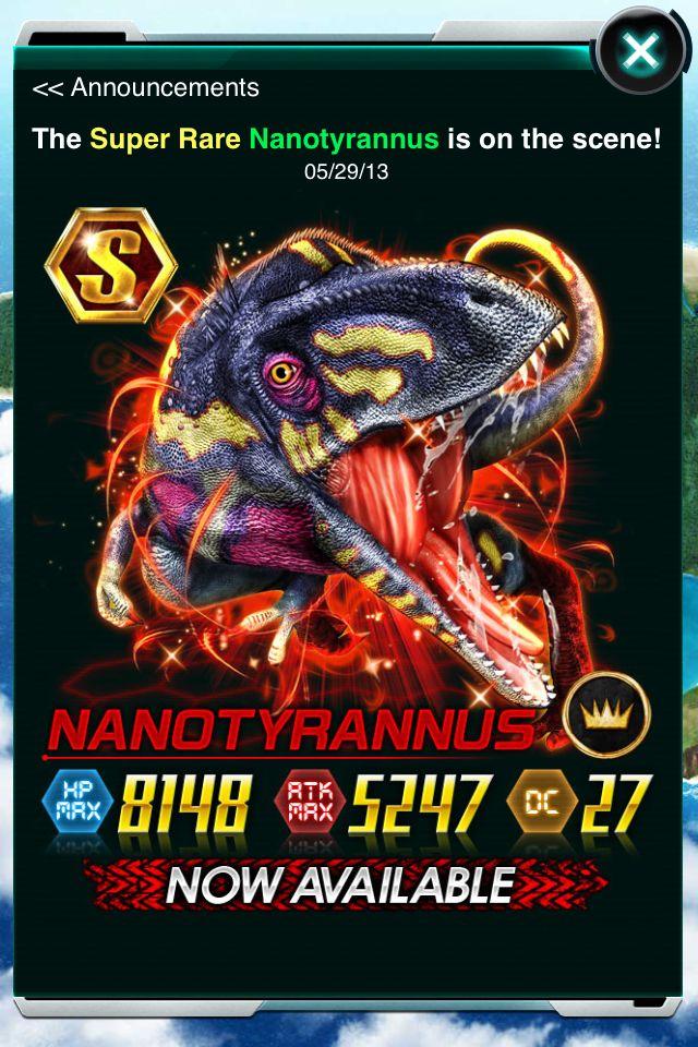 Nanotyrannus