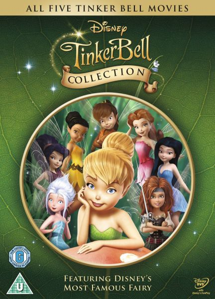 tinkerbell dvd set - Yahoo Image Search results