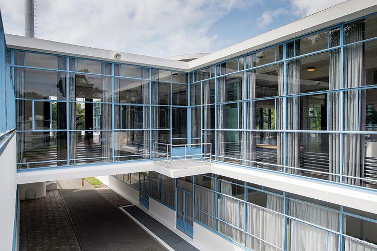 MJ Long's inspiration: Zonnestraal Sanatorium by Jan Duiker with Bernard…