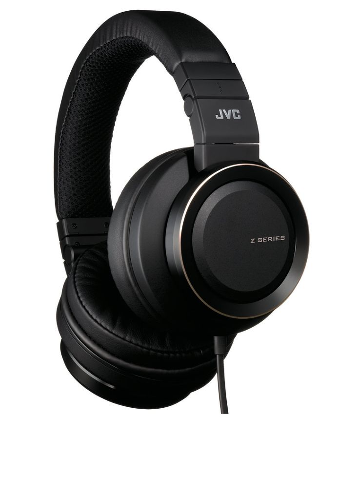 JVC HA-SZ2000-E Circumaural Headphones with Real Sound: Amazon.co.uk: Electronics