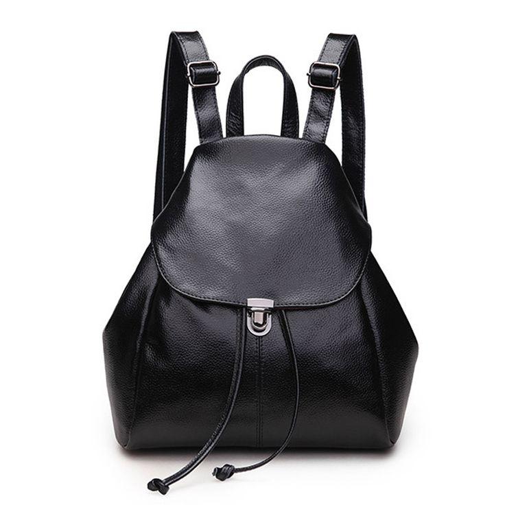 Venta de mochilas de piel natural para mujeres modernos bolsos en línea económica [AL93102] - €52.55 : bzbolsos.com, comprar bolsos online