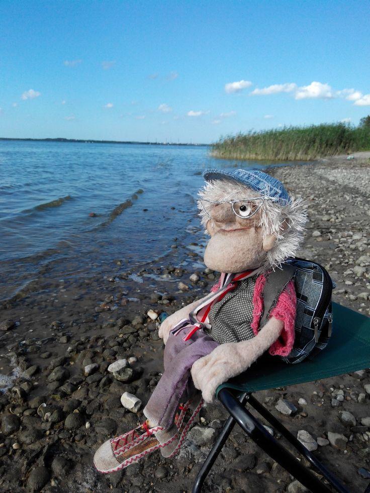 Путешествующая кукла