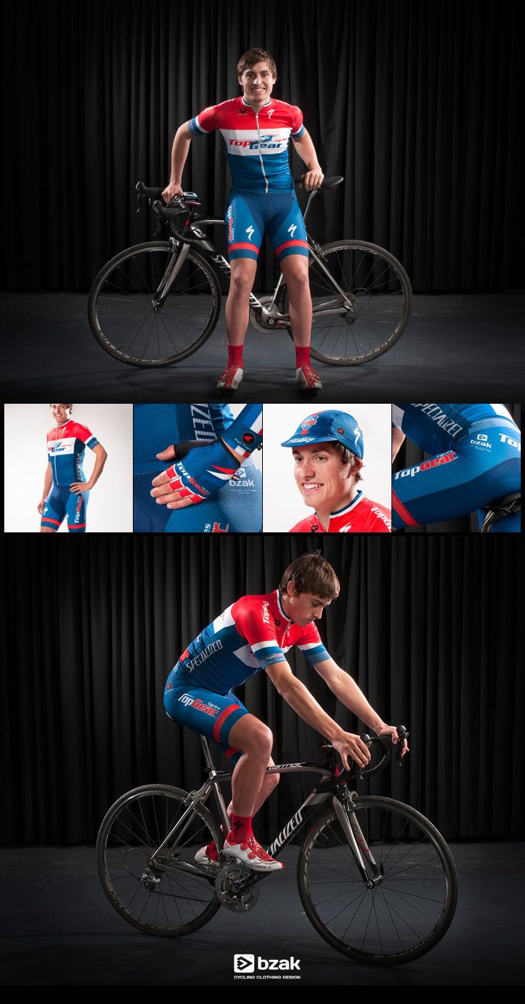 Shop kit for TopGear Cycles in Melbourne - comes with a French twist and includes lots of matching accessories