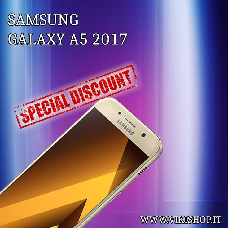 samsung galaxy a5 2017 32gb italia  https://lnkd.in/fAxec4b #samsunga5 #galaxya5 #samsunga52