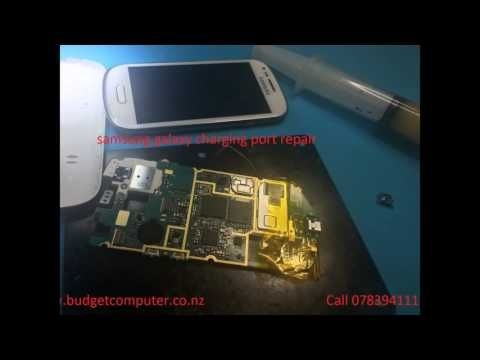 samsung galaxy charging port repair hamilton