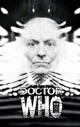 Doctor Who; the first Doctor, William Hartnell.