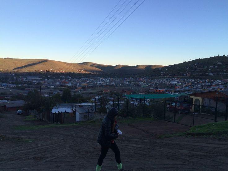 Punitaqui Trabajos de Invierno 2016  Techo Chile