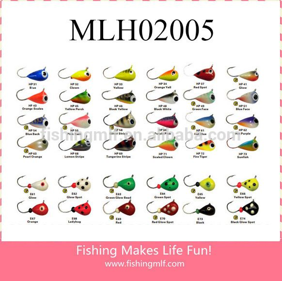 0.25g 0.5g 0.95g 1.85g 2.5g 3.1g 4.4g Wholesale Tungsten Ice Fishing Jigs#wholesale tungsten ice fishing jigs#Sports & Entertainment#fishing#fishing jig