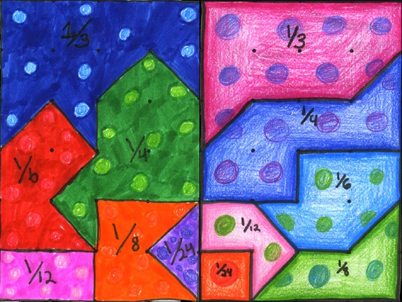 17 best images about using art projects in math on