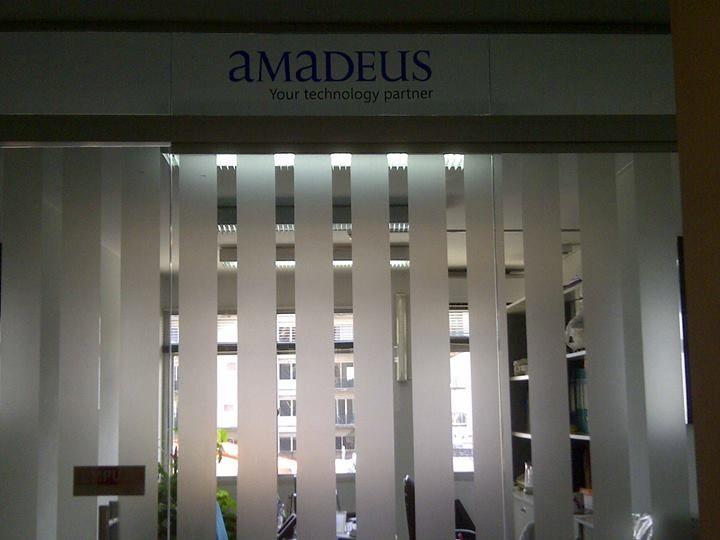 Amadeus Paraguay.