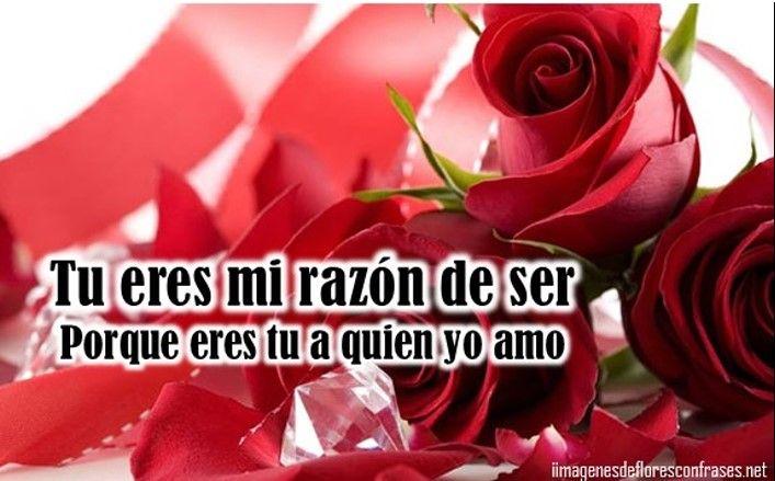 imágenes de amor con ramos de rosas