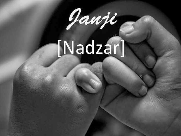 Hukum Nadzar dengan Amalan Wajib | Konsorsium Komunitas Trader