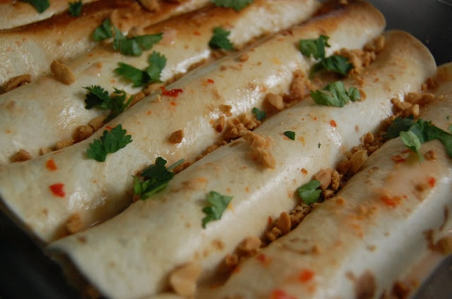 Recept: Thaise enchiladas