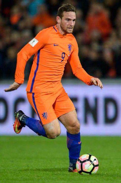 Oranje-spit Vincent Janssen.