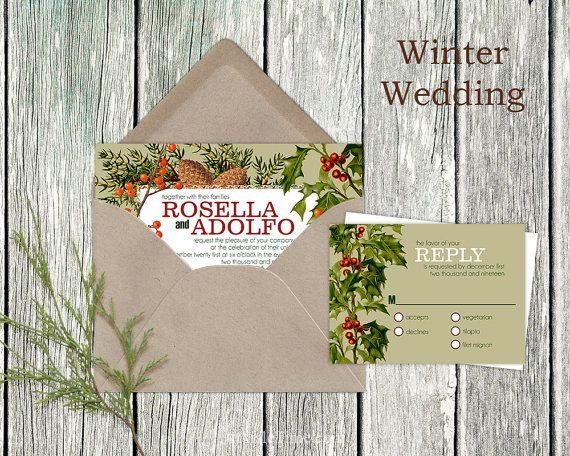 15dae3a71ede0c2073af7f9752126398 wedding invitation kits beautiful wedding invitations 32 best wedding invitations images on pinterest,Winter Wedding Invitation Kits