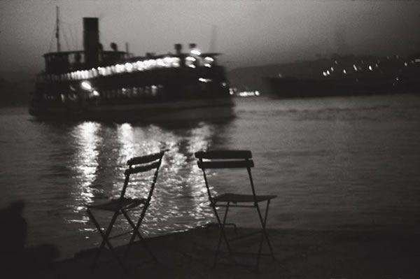 Ara Guler - Kandilli,1956