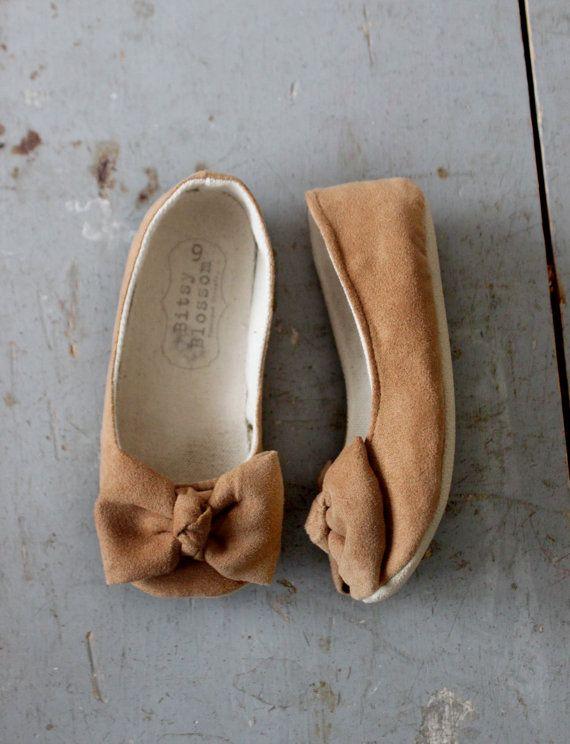 Zapatos de bebé zapatos niño niña zapatos suave por BitsyBlossom
