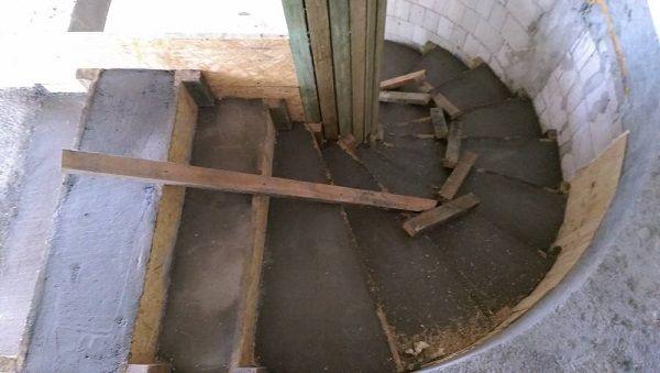 Schody w projekcie Riwiera 3  #schody #projekt #wnętrze
